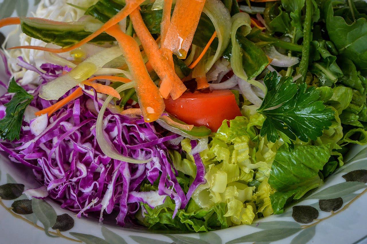 Mista salad